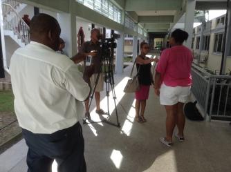 Media interest