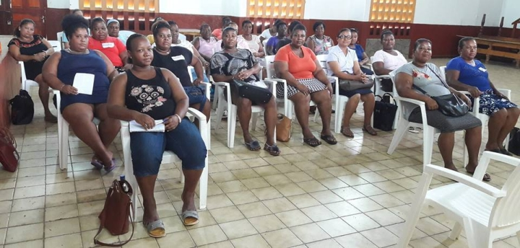 educating home carers of anse boileau on person-centred care
