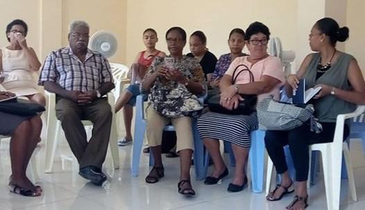 patient participation forum at baie ste anne